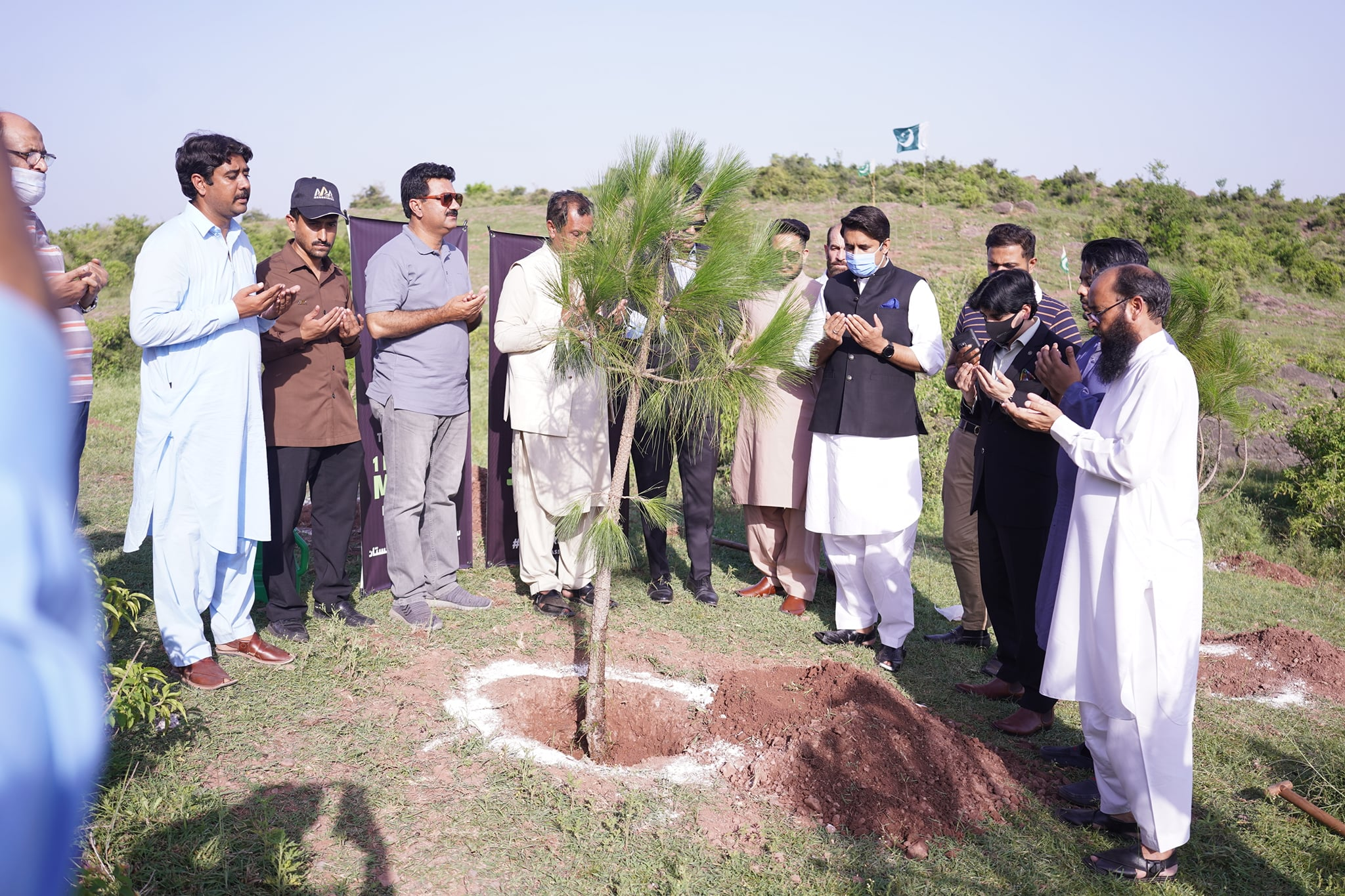 Read more about the article AAA Associate 1-Lac Tree Plantation Drive Event
