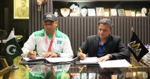 Read more about the article AAA Associates announces sponsorship of Paralympian Haider Ali