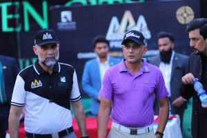 """Read more about the article The """"Chairman Bahria Town Night Golf Championship"""" organized and sponsored by AAA ASSOCIATES has concluded"""