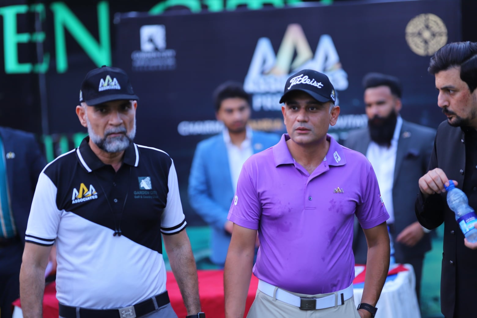 """You are currently viewing The """"Chairman Bahria Town Night Golf Championship"""" organized and sponsored by AAA ASSOCIATES has concluded"""