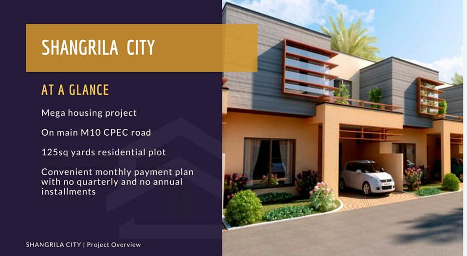 You are currently viewing WHY YOU SHOULD INVEST IN SHANGRILA CITY SCHEME 45?